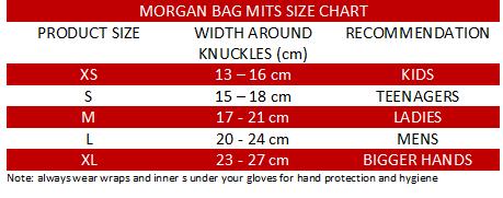 Classic Bag Mitts