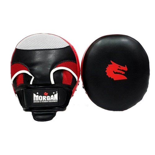 MORGAN V2 AIR DOME FOCUS PADS (Pair)