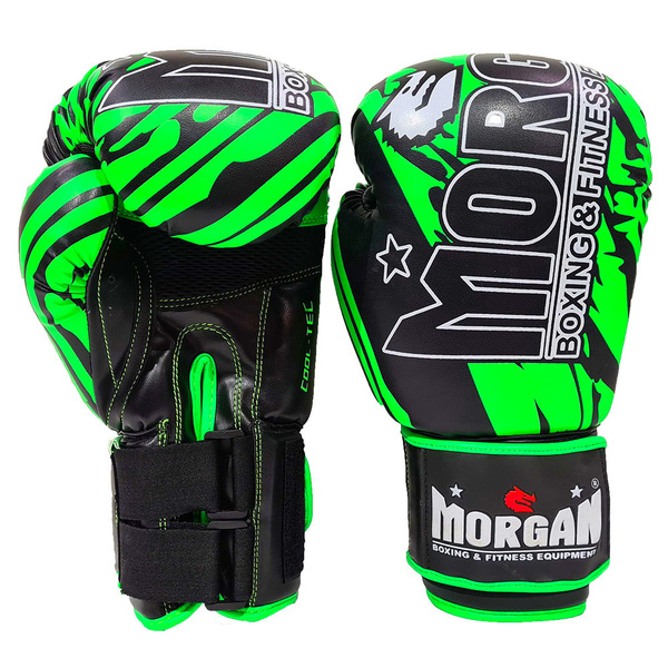 MORGAN BKK READY BOXING & MUAY THAI GLOVES (8-12-16OZ)