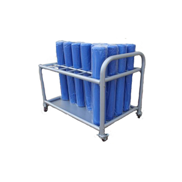 MORGAN FOAM ROLLER & EXERCISE MAT CART