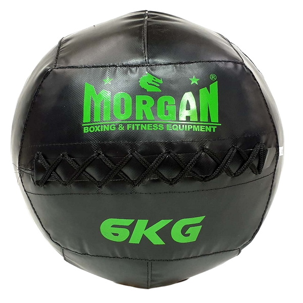 MORGAN CROSS FUNCTIONAL FITNESS WALL BALL - 6kg